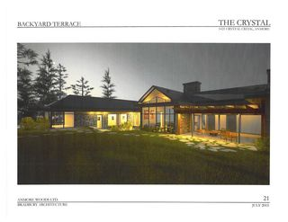 "Photo 2: 1421 CRYSTAL CREEK Drive: Anmore Land for sale in ""CRYSTAL CREEK"" (Port Moody)  : MLS®# R2189276"