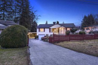 Main Photo: 311 MOUNT ROYAL Drive in Port Moody: College Park PM House for sale : MLS®# R2542986