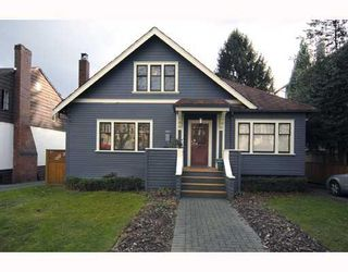 Photo 1: 660 W 13TH Avenue in Vancouver: Fairview VW House for sale (Vancouver West)  : MLS®# V761116