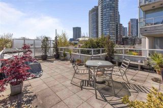 """Photo 3: 255 35 KEEFER Place in Vancouver: Downtown VW Townhouse for sale in """"The Taylor"""" (Vancouver West)  : MLS®# R2572917"""