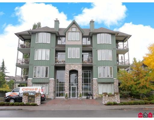 """Main Photo: 203 5475 201ST Street in Langley: Langley City Condo for sale in """"HERITAGE PARK"""" : MLS®# F2826835"""