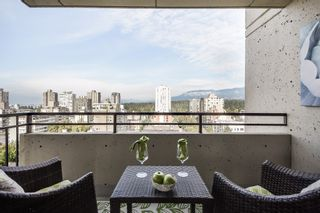 """Photo 9: 1504 1816 HARO Street in Vancouver: West End VW Condo for sale in """"Huntington Place"""" (Vancouver West)  : MLS®# V1089454"""