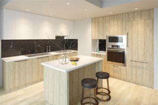 "Photo 1: 1402 218 BLUE MOUNTAIN Street in Coquitlam: Maillardville Condo for sale in ""Horizon 21"" : MLS®# R2517907"