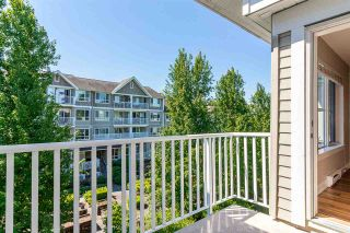 """Photo 14: 414 12283 224TH Street in Maple Ridge: East Central Condo for sale in """"THE MAXX"""" : MLS®# R2309485"""