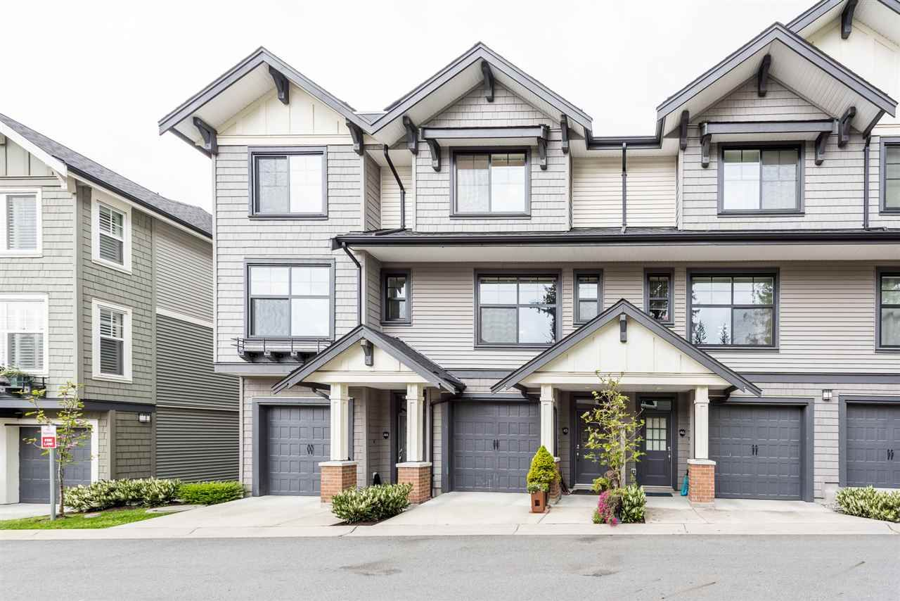 Main Photo: 45 3470 HIGHLAND DRIVE in Coquitlam: Burke Mountain Townhouse for sale : MLS®# R2266247