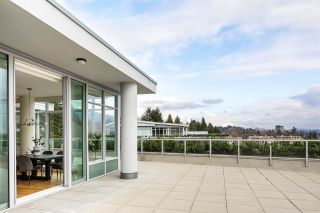 "Photo 23: 802 788 ARTHUR ERICKSON Place in West Vancouver: Park Royal Condo for sale in ""Evelyn by Onni"" : MLS®# R2552778"