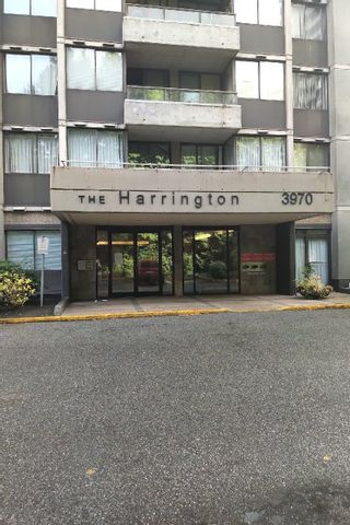 """Photo 1: 105 3970 CARRIGAN Court in Burnaby: Government Road Condo for sale in """"The Harrington"""" (Burnaby North)  : MLS®# R2617674"""