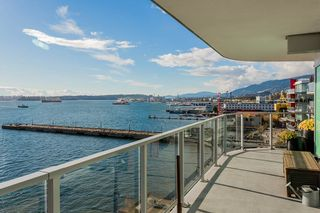 """Photo 1: 701 199 VICTORY SHIP Way in North Vancouver: Lower Lonsdale Condo for sale in """"TROPHY AT THE PIER"""" : MLS®# R2509292"""