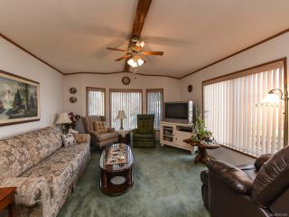 Photo 5: 37 4714 Muir Rd in COURTENAY: CV Courtenay East Manufactured Home for sale (Comox Valley)  : MLS®# 803028