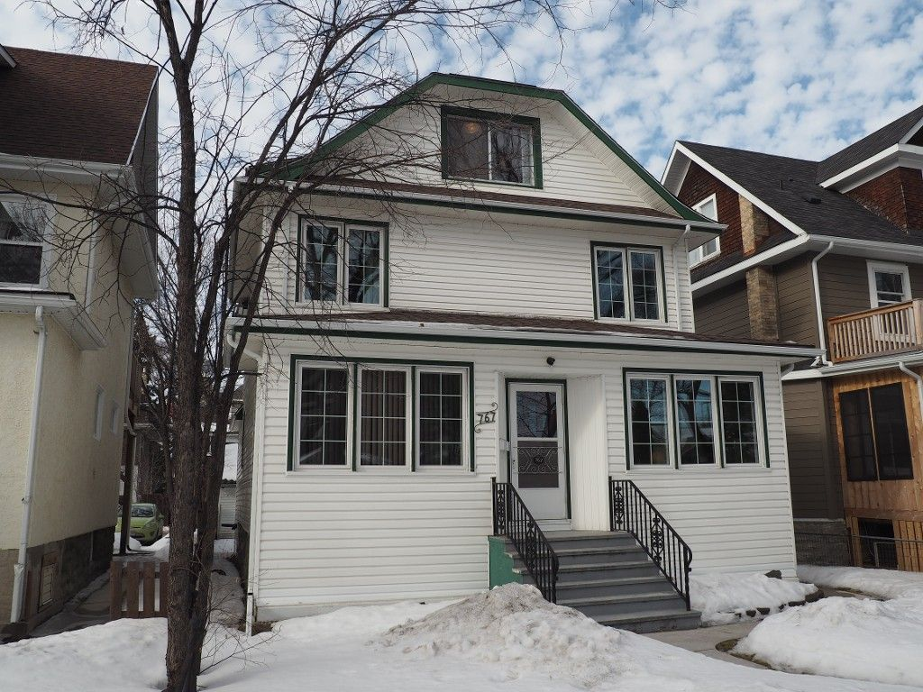 Main Photo: 767 McMillan Avenue in Winnipeg: Fort Rouge / Crescentwood / Riverview Single Family Detached for sale (Central Winnipeg)  : MLS®# 1605637