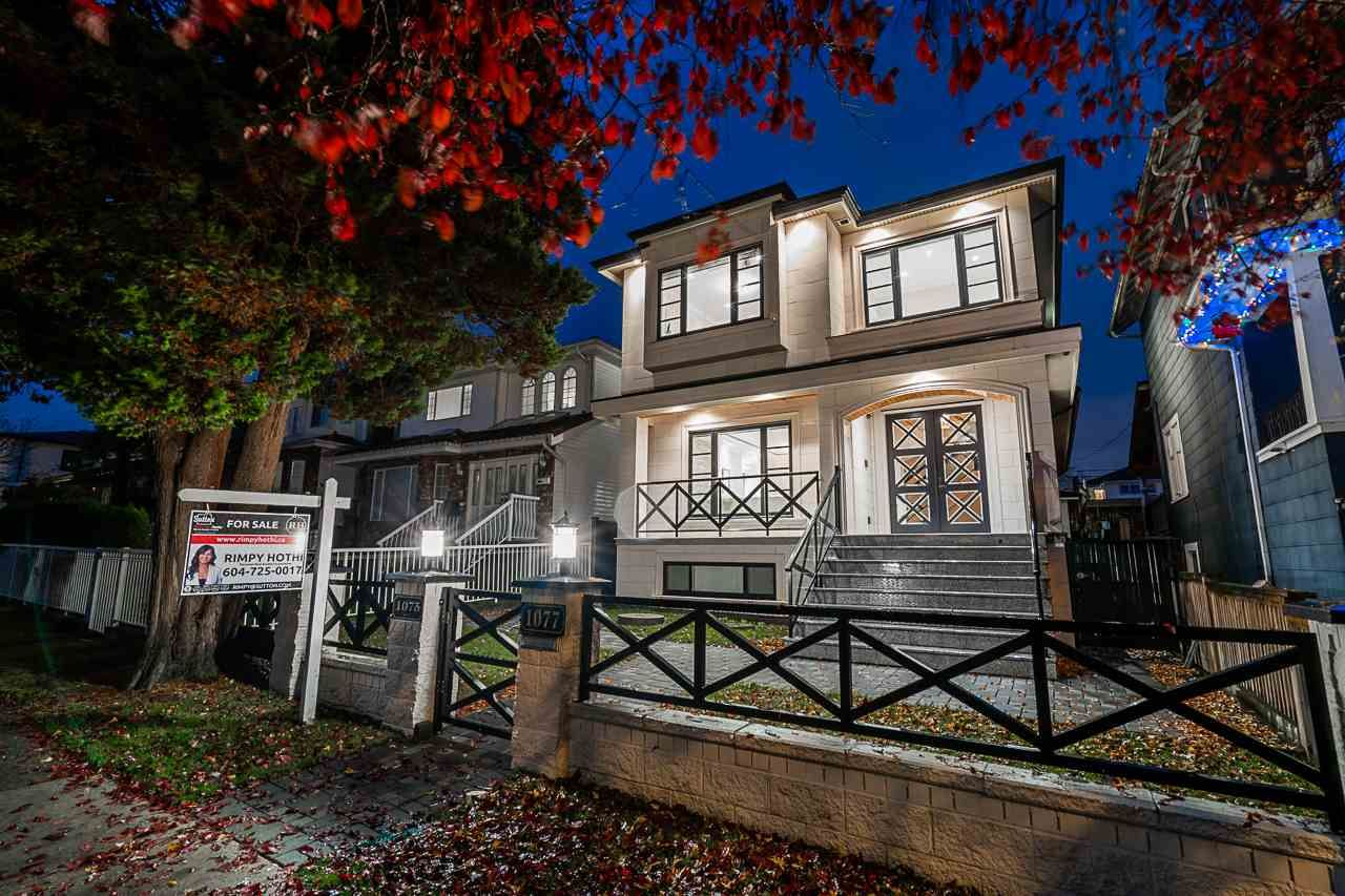 Main Photo: 1077 E 59TH Avenue in Vancouver: South Vancouver House for sale (Vancouver East)  : MLS®# R2517123