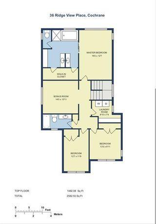 Photo 42: 36 RIDGE VIEW Place: Cochrane Detached for sale : MLS®# C4189300