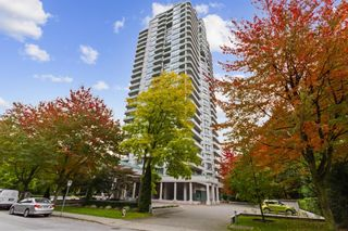 """Photo 1: 10E 6128 PATTERSON Avenue in Burnaby: Metrotown Condo for sale in """"GRAND CENTRAL PARK PLACE"""" (Burnaby South)  : MLS®# R2624784"""