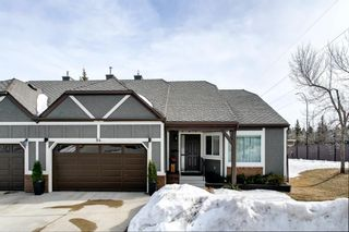Photo 45: 84 Coach Side Terrace SW in Calgary: Coach Hill Semi Detached for sale : MLS®# A1077504