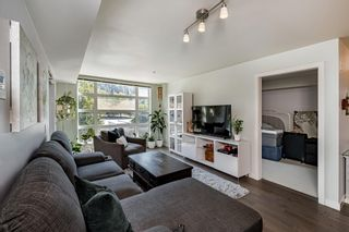 """Photo 4: 409 95 MOODY Street in Port Moody: Port Moody Centre Condo for sale in """"The Station by Aragon"""" : MLS®# R2602041"""