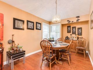 """Photo 6: 5 11534 207 Street in Maple Ridge: Southwest Maple Ridge Townhouse for sale in """"Brittany Court"""" : MLS®# R2439867"""