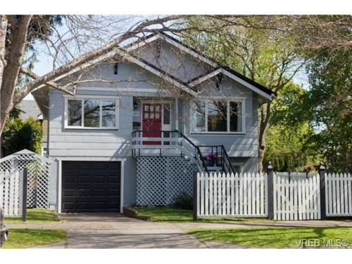 Main Photo: 453 Kipling St in VICTORIA: Vi Fairfield West House for sale (Victoria)  : MLS®# 728641