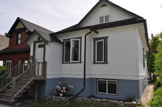 Photo 1: 255 Simcoe Street in Winnipeg: Residential for sale (5A)  : MLS®# 202114427