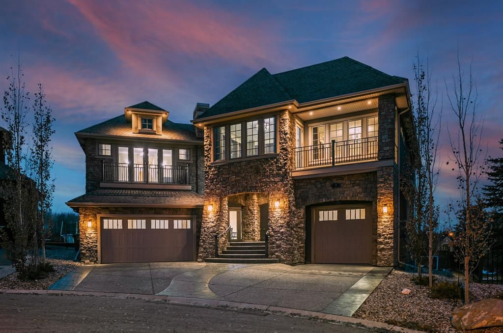 Main Photo: 5 ELVEDEN SW in Calgary: Springbank Hill Detached for sale : MLS®# A1046496