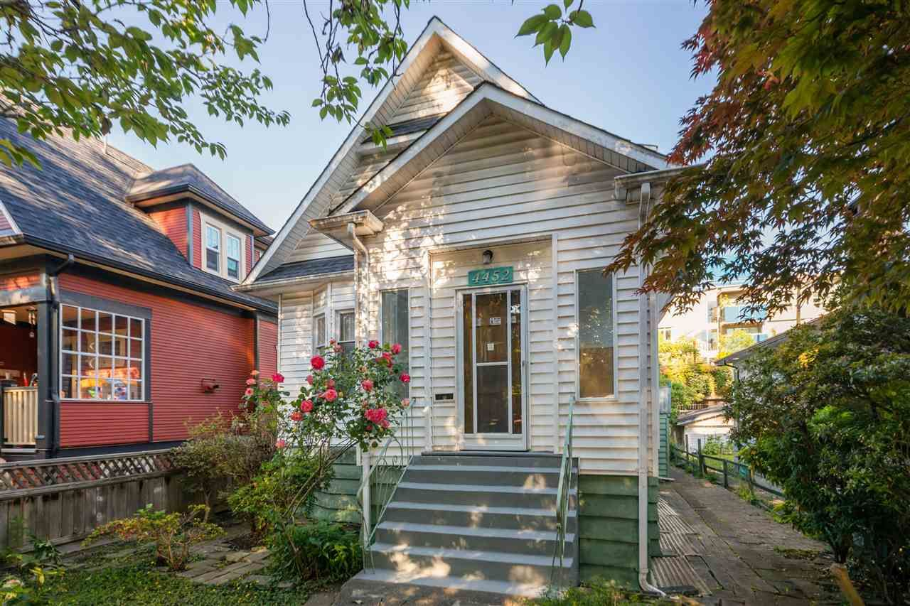 Main Photo: 4452 QUEBEC Street in Vancouver: Main House for sale (Vancouver East)  : MLS®# R2589936