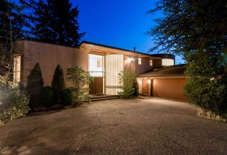 Photo 2: 4898 VISTA Place in West Vancouver: Caulfeild House for sale : MLS®# R2135187