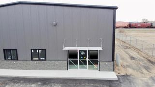 Photo 5: 124 Industrial Drive in Brandon: Industrial / Commercial / Investment for lease (C18)  : MLS®# 202109061