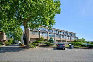 "Photo 1: 24 17700 60 Avenue in Surrey: Cloverdale BC Townhouse for sale in ""Clover Park Garden"" (Cloverdale)  : MLS®# R2613532"