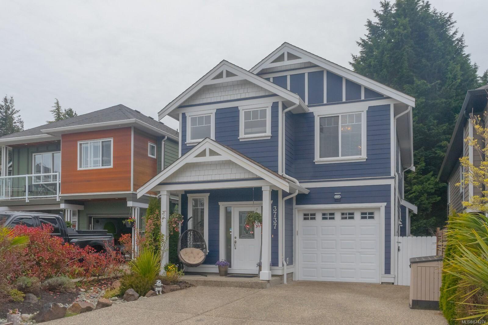 Main Photo: 3737 Cornus Crt in Langford: La Happy Valley House for sale : MLS®# 874274