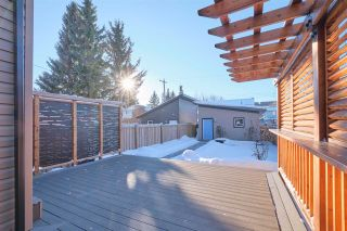 Photo 39: 8550 89 Street in Edmonton: Zone 18 House for sale : MLS®# E4229224