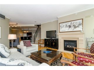 """Photo 4: 1035 MARINASIDE Crescent in Vancouver: Yaletown Townhouse for sale in """"Quaywest"""" (Vancouver West)  : MLS®# V1003827"""