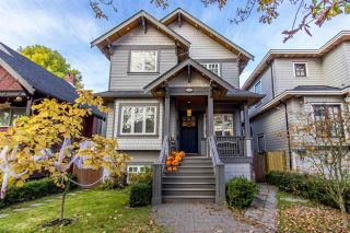 Main Photo: 3309 W 12TH AV in VANCOUVER: Kitsilano House for sale (Vancouver West)  : MLS®# R2219049
