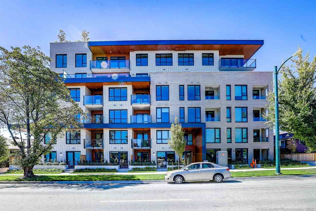 """Main Photo: 405 5383 CAMBIE Street in Vancouver: Cambie Condo for sale in """"HENRY"""" (Vancouver West)  : MLS®# R2525694"""