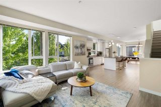 Main Photo: 3178 PIERVIEW Crescent in Vancouver: South Marine Townhouse for sale (Vancouver East)  : MLS®# R2589359