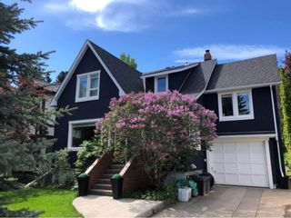 Main Photo: 523 Sunderland Avenue SW in Calgary: Scarboro Detached for sale : MLS®# A1116444