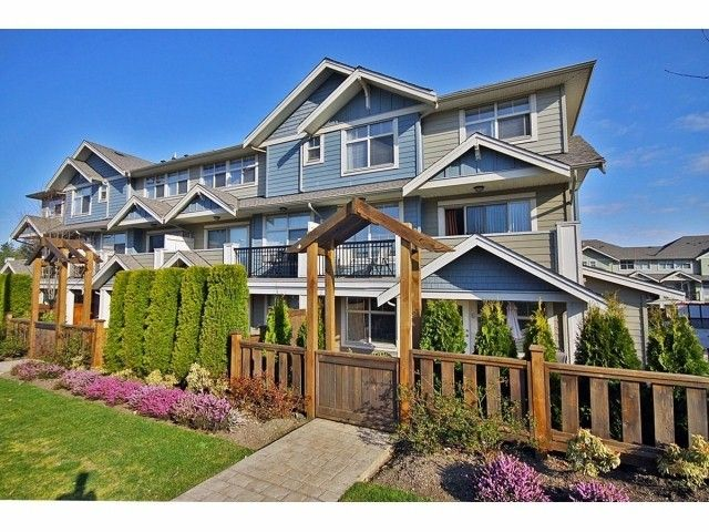 Main Photo: 7 22225 50 in Murray's Landing: Murrayville Home for sale ()  : MLS®# F1307323
