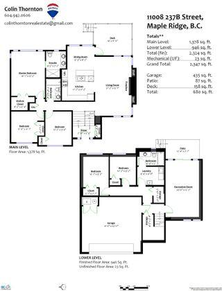 Photo 27: 11008 237B Street in Maple Ridge: Cottonwood MR House for sale : MLS®# R2407120