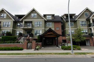 "Photo 1: 302 4689 52A Street in Delta: Delta Manor Condo for sale in ""CANU"" (Ladner)  : MLS®# R2073176"