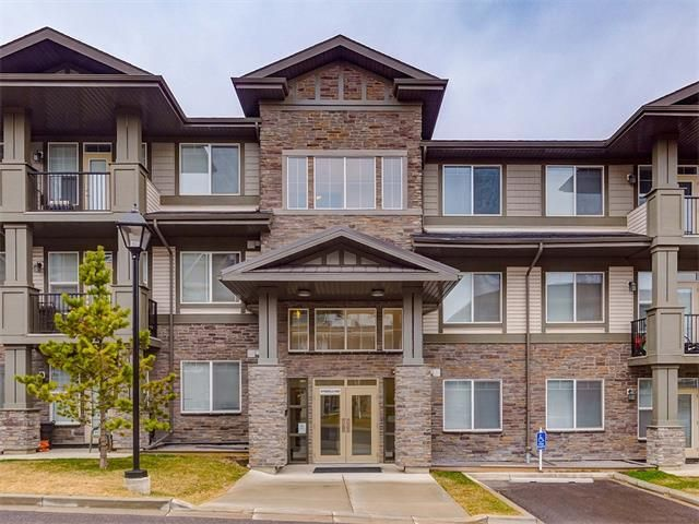 Main Photo: 303 48 PANATELLA Road NW in Calgary: Panorama Hills Condo for sale : MLS®# C4110473