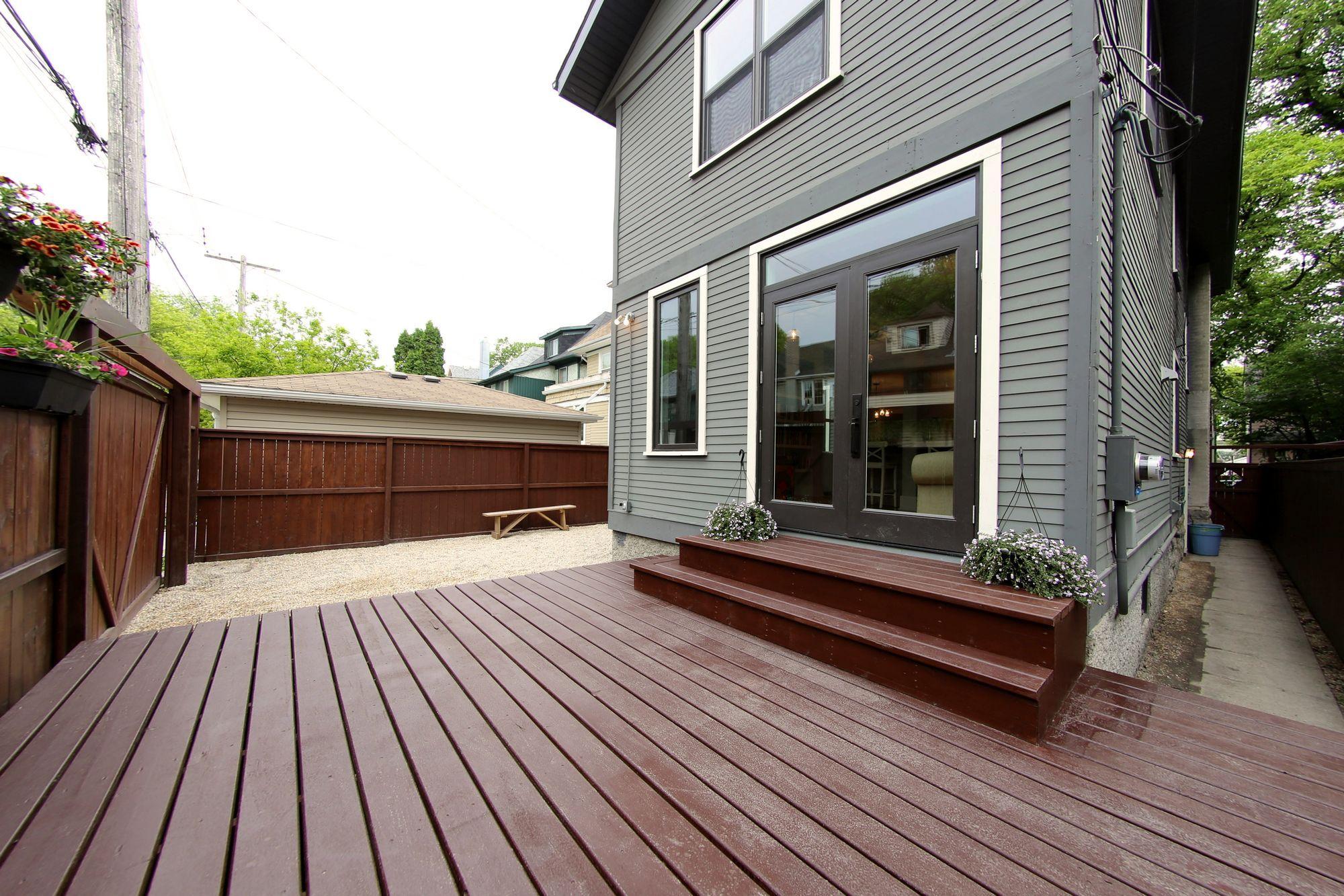 Photo 29: Photos: 121 Ruby Street in Winnipeg: Wolseley Single Family Detached for sale (5B)  : MLS®# 1808798
