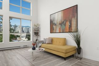 """Photo 3: 301 338 W 8TH Avenue in Vancouver: Mount Pleasant VW Condo for sale in """"LOFT 338"""" (Vancouver West)  : MLS®# R2615229"""