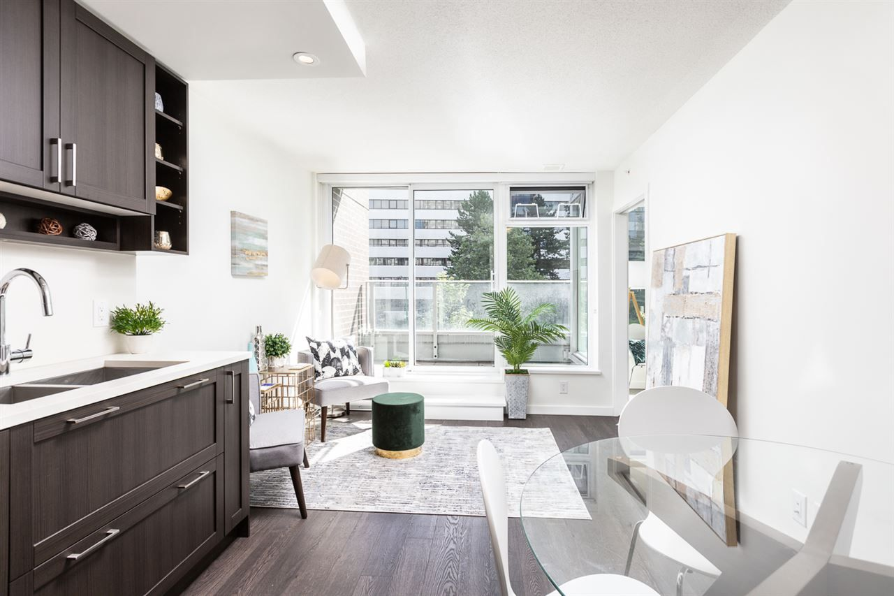 Main Photo: 315 5665 BOUNDARY ROAD in Vancouver: Collingwood VE Condo for sale (Vancouver East)  : MLS®# R2485599