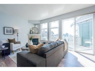 "Photo 3: 414 15350 16A Avenue in Surrey: King George Corridor Condo for sale in ""Ocean Bay Villas"" (South Surrey White Rock)  : MLS®# R2446973"