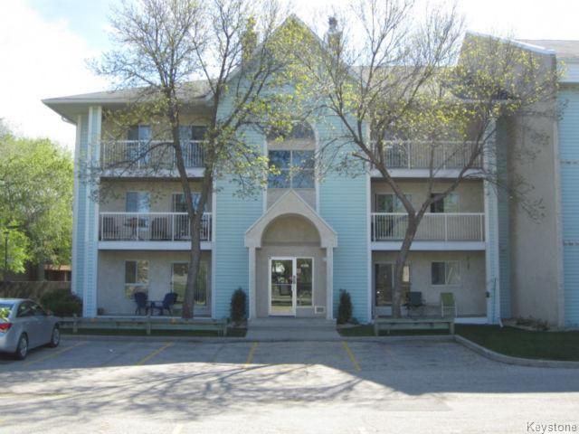 Main Photo: 2307 499 Thompson Drive in Winnipeg: St James Condominium for sale (West Winnipeg)  : MLS®# 1523614