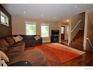Photo 4: 136 Harrowby Avenue in WINNIPEG: St Vital Residential for sale (South East Winnipeg)  : MLS®# 1518220