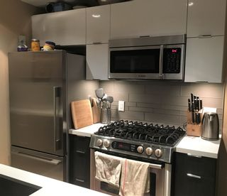 """Photo 4: 703 1775 QUEBEC Street in Vancouver: Mount Pleasant VE Condo for sale in """"THE OPSAL"""" (Vancouver East)  : MLS®# R2129747"""