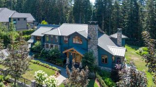 Photo 1: 2160 SUMMERWOOD Lane: Anmore House for sale (Port Moody)  : MLS®# R2565065