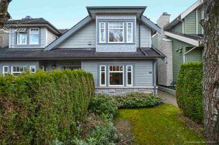 Photo 2: 4466 W 8TH Avenue in Vancouver: Point Grey Townhouse for sale (Vancouver West)  : MLS®# R2562979