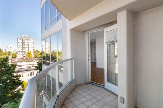 Photo 23: 603 1405 W 12TH AVENUE in Vancouver: Fairview VW Condo for sale (Vancouver West)  : MLS®# R2485355