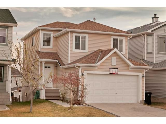 Main Photo: 20 BRIDLERIDGE Court SW in Calgary: Bridlewood House for sale : MLS®# C4060724