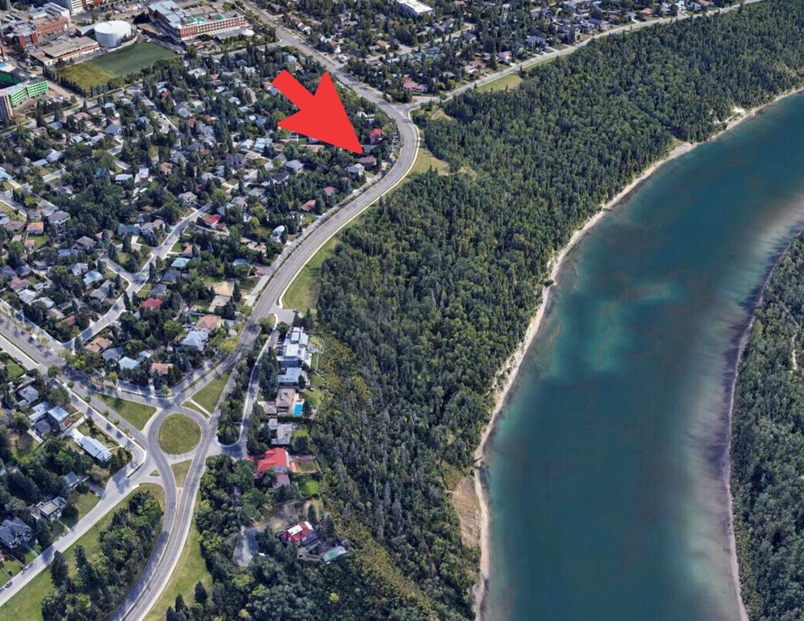 Main Photo: 8307 Saskatchewan Drive in Edmonton: Zone 15 Vacant Lot for sale : MLS®# E4237490